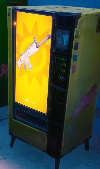 【フォートナイト】自販機の場所一覧(シーズン10最新マップ)
