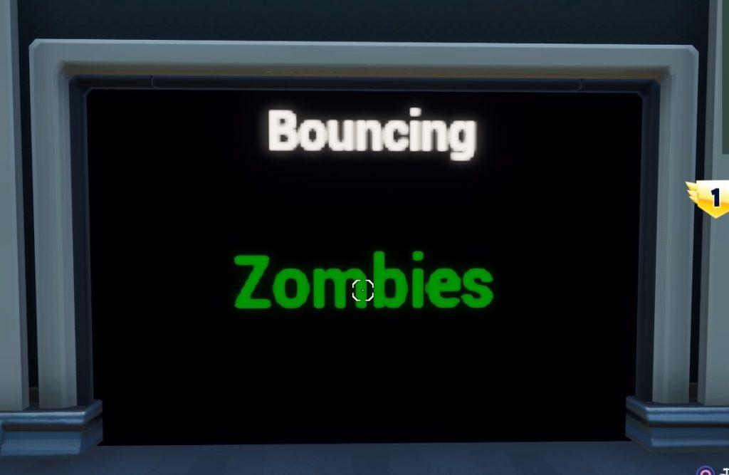 Bouncingコース入り口