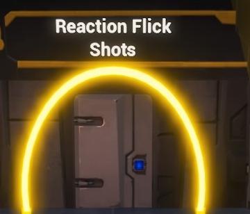 ReactionFlickShots