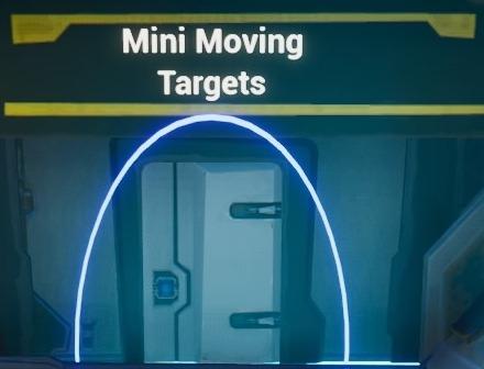 MiniMovingTargets