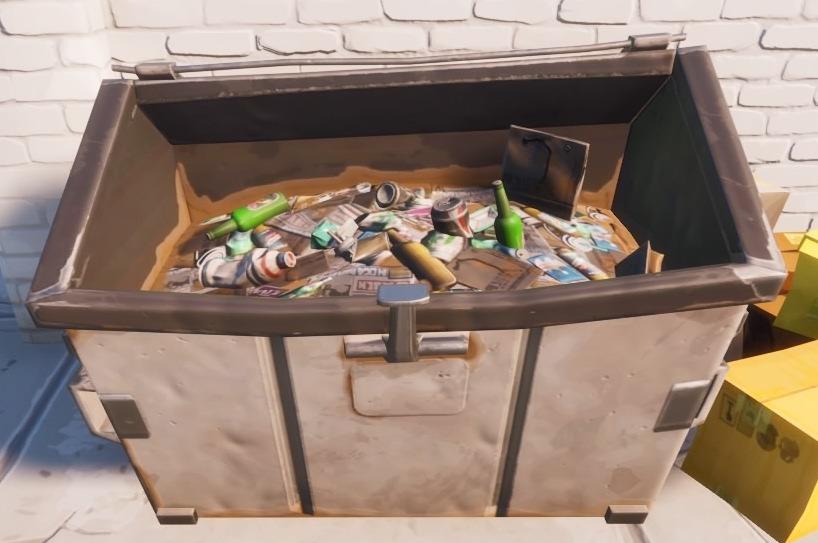 ゴミ箱 ワープ